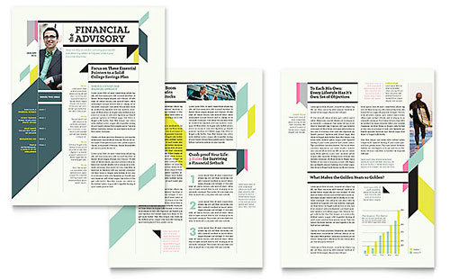 Personal Finance - Newsletter Template