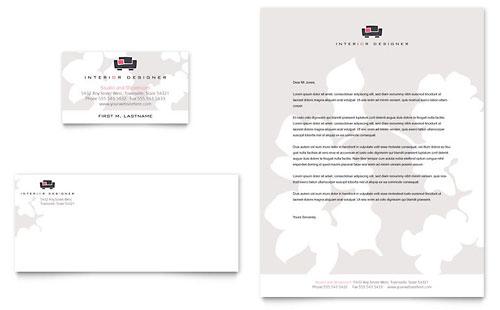 Retail & Sales Letterheads
