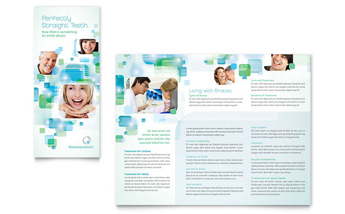 Medical Health Care – Medical Brochure Template