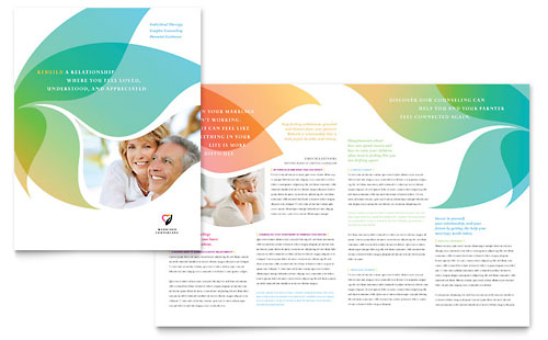 Medical Health Care Pamphlets – Health Brochure Template