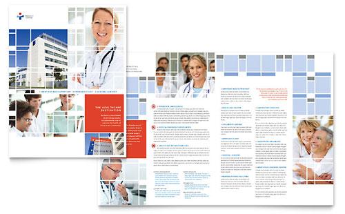 Hospital - Brochure Template