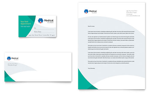 Doctor's Office Letterhead Template