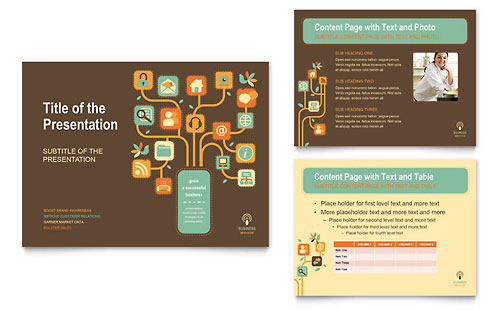 Business Services PowerPoint Presentation Template