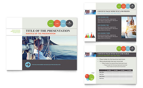 Business Analyst PowerPoint Presentation Template