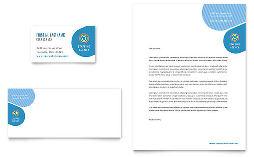 Free Letterhead Templates – Sample Letterhead for Business