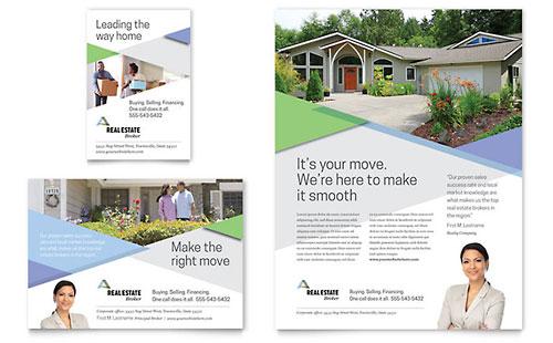 Realtor Flyer & Ad Template