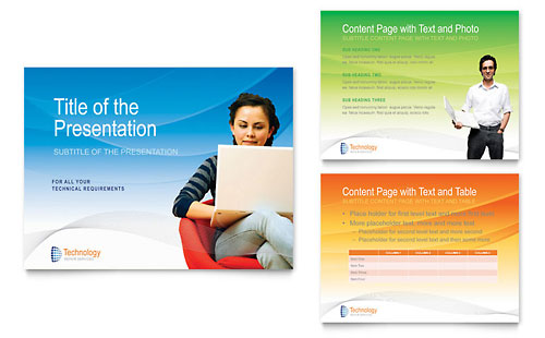 Computer & IT Services PowerPoint Presentation Template