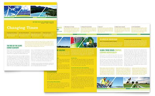 Newsletter Templates InDesign Illustrator Publisher Word – Microsoft Newsletter Template