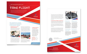 Aviation Flight Instructor - Sales Sheet