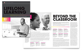 Adult Education & Business School - Brochure
