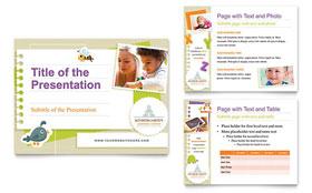 Kindergarten - PowerPoint Presentation Template