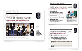 High School - PowerPoint Presentation Template