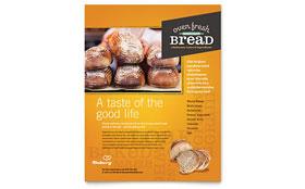 Artisan Bakery - Leaflet Template