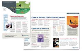 Business Bank - Newsletter Template