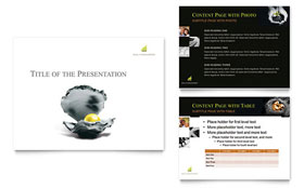 Wealth Management Services - PowerPoint Presentation Sample Template