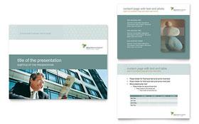 Wealth Management Services - PowerPoint Presentation Template