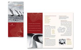 CPA & Tax Accountant - Brochure Template
