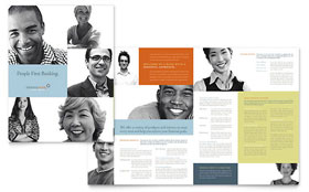 Private Bank - Brochure Template