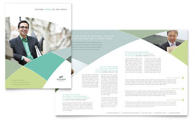 Financial Advisor - Brochure Template