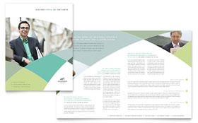 Financial Advisor - Brochure Template