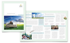Mortgage Lenders - Brochure Template