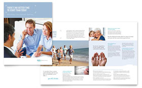 Estate Planning - Microsoft Word Brochure Template