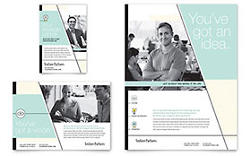 Venture Capital Firm - Flyer & Ad Template