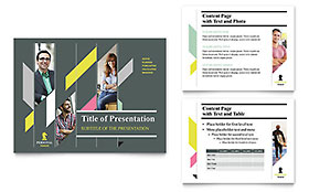 Personal Finance - PowerPoint Presentation Template