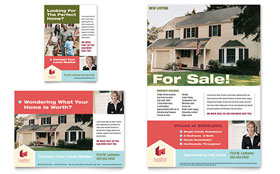 Home Real Estate - Flyer & Ad