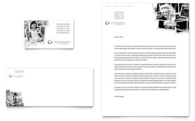 Photographer - Business Card & Letterhead