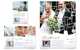 Photographer - Print Ad Template