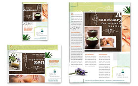 Day Spa - Flyer & Ad