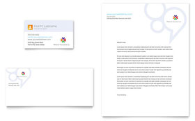 Medical Insurance - Letterhead Sample Template