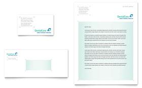 Dental Care - Letterhead Sample Template