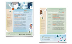 Medical Research - Sales Sheet