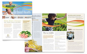 Health Insurance Company - Newsletter