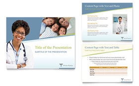 Family Physician - PowerPoint Presentation Sample Template