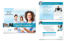 Medical Billing & Coding - Microsoft PowerPoint Template