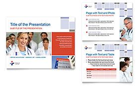 Hospital - Microsoft PowerPoint Template