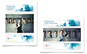 Behavioral Counseling - Poster Template
