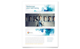 Behavioral Counseling - Flyer Template