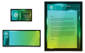 Medical Conference - Letterhead Sample Template