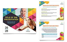 Health Fair - PowerPoint Presentation Template