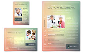 Medical Clinic - Flyer & Ad Template