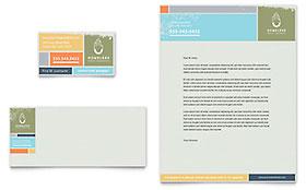 Homeless Shelter - Business Card & Letterhead Template