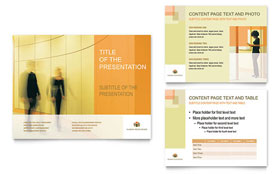HR Consulting - PowerPoint Presentation Template