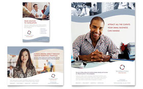 Marketing Consulting Group - Flyer & Ad