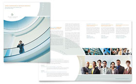 Business Consulting - Brochure Template