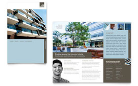 Architect - Brochure Template