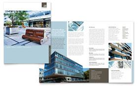 Architect - Business Marketing Brochure Template